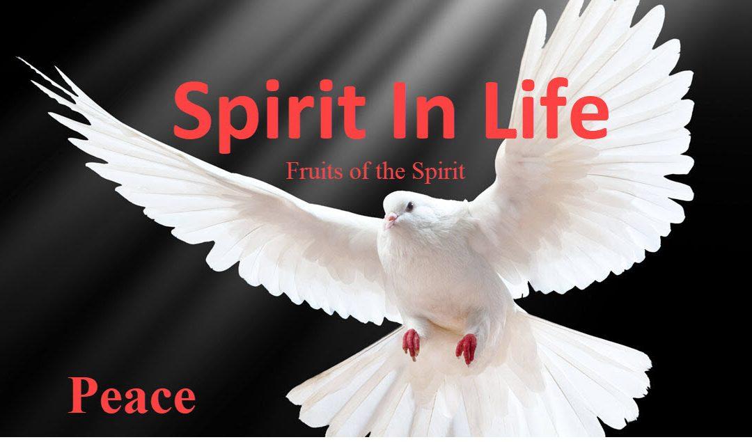 Spirit in Life: Peace