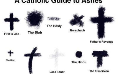 TWFT Bonus: Ash Wednesday Fun Facts